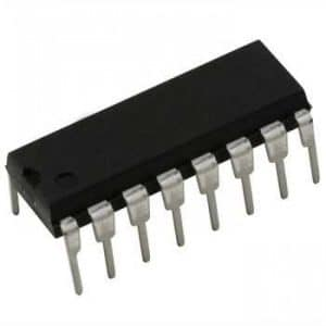 0 74LS365 Hex Buffer with Logical OR Tri-State