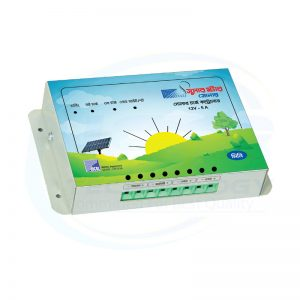 12V 10A Solar Charge Controller With Display & CHarging Indicator