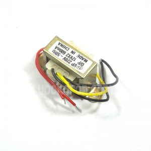 12V 600mA Mini Chinese Transformer Cshasis Mounting Center Tapped Wholesale & Retail