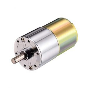 200RPM 12-24V DC Gear Motor Used From Machine