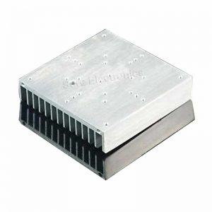 Aluminium Heatsink 3×1.5 Inch Cheap Rate Good For 50W LED Drive