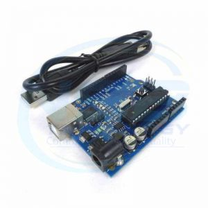 Arduino Duemilanove With Cable