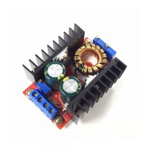 150W DC-DC Boost Converter 10-30V to 12-35V Max 10A Step Up Voltage