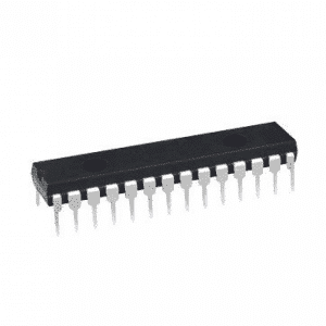 0 PIC16F886 28-pin Flash 8kbyte 8MHz Microcontroller
