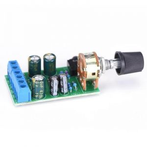 4 Inch 6V Speakers Audio Amplifier Board With TDA2822