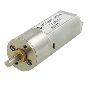 300RPM 12-24V DC Gear Motor Used From Machine