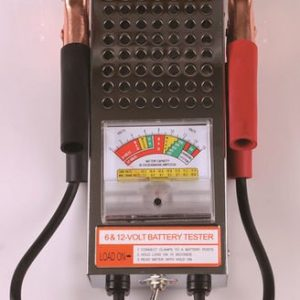 VA202 Analog Auto Battery Load Tester Battery Charge/discharge Bank