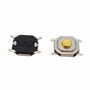 4*4*1.5mm SMD Tact Copper Button Switch