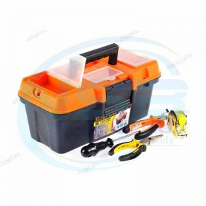 """15"""" Tool-box Tool Bag for Hardware Materials at home, in the office, workshop, hunting, or to organize your work and hobby tool"""