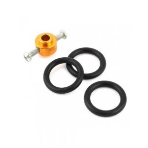 3.17mm RC Propeller Prop Saver With 20mm Rubber 3mm Ring