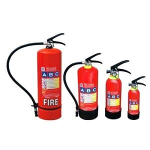 ABC Stored Pressure Type Fire Extinguisher 6kg