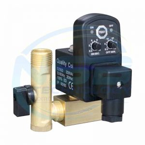 Automatic Air Solenoid Valve With Timer