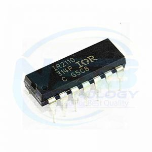IR2110 IC - High and Low Side MOSFET driver - 500V