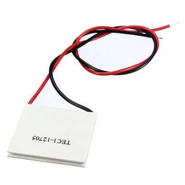 Peltier TEC1-12705 Thermoelectric Cooler Cooling Plate Module