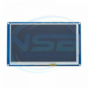 """7"""" 7.0"""" Inch TFT LCD Display 800x480 SSD1963 Touch Panel Screen PWM LED Backlight Controller Module For Arduino 51/AVR/STM32"""