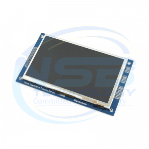 7inch Capacitive Touch LCD (C) 800480 Multicolor Graphic TFT LCD Module