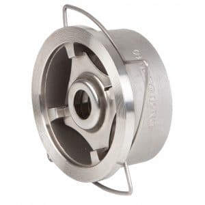 Disc Type Non Return Valve (1 Inch) [Contact For Other Size]