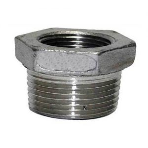 Stainless steel Bushing Pipe Fitting (1 Inch) [Contact For Other Size]