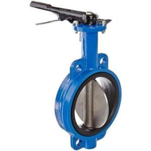 MS Butterfly Valve (1 Inch) [Contact For Other Size]