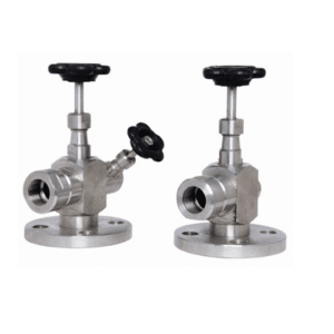 SS Gauge Glass Valves (1 Inch) [Contact For Other Size]