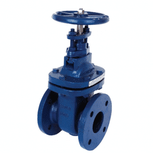 MS Flanged Gate Valve (1 Inch) [Contact For Other Size]