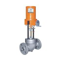 Motorized Steam Control Valves ( 1/2 Inch ) [Contact For Other Size]
