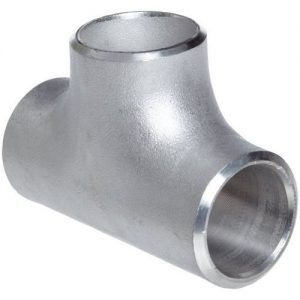 Stainless Steel Reducer Tee (1 Inch) [Contact For Other Size]