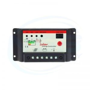 12V 10A Solar Charge Controller With Led Display & CHarging Indicator