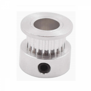 2GT 20 Tooth 10MM Wide Synchronous Pulley