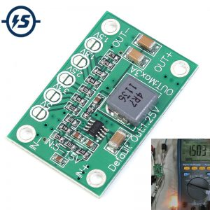 DC DC Step Down Power Module 5-16V To 1.25V/1.5V/1.8V/2.5V/3.3V/5V Universal Adjustable Buck Voltage Converter Board 3A For LCD