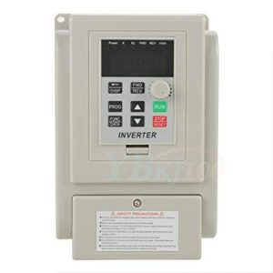 AC 220V 1.5KW EASY Drive Inverter VFD Speed Controller Frequency Converter