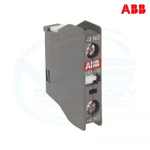 ABB Auxiliary Contact Block For Magnetic Contactor CA5X-10 France (Original)