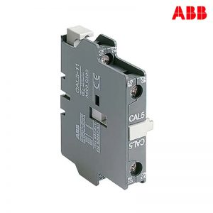 ABB Auxiliary Contact Block For Magnetic Contactor CAL5-11 France (Original)