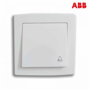 ABB Concept BS Range Switch AC429 Special Bell Push - India (Original)