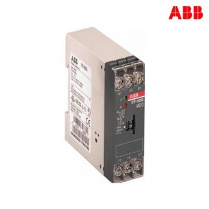 ABB Electronic Timer For Making Star Delta Starter CT-SDE Bulgaria (Original)