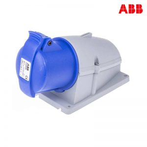 ABB Industrial Sockets (Surface Mount) 63A 3P W - India (Original)