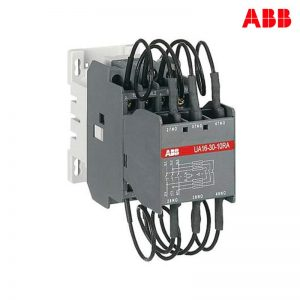 ABB Magnetic Contactor For Capacitors (with damping resistor) kVAR 12.5 - France (Original)