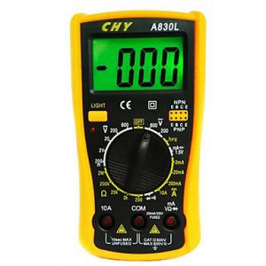 CHY A830L Multimeters
