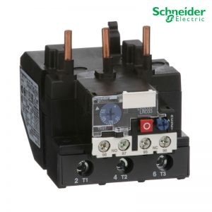 Schneider Electric Thermal Overload Relays LRD3365 For D80 & D95 3P 80-104A