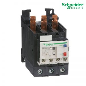 Schneider Electric Thermal Overload Relays LRD350 For D40 - D65 3P 37-50A