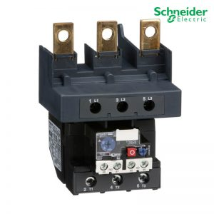 Schneider Electric Thermal Overload Relays LRD4367 For D115 & D150 3P 95-120A