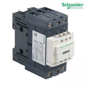 Schneider Magnetic Contactor LC1-D50 50A 3P 110/220/415V AC