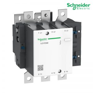 Schneider Magnetic Contactor LC1-F330 330A 3P 110-220-415V AC