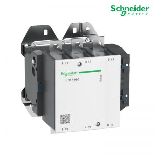 Schneider Magnetic Contactor LC1-F400 400A 3P 110-220-415V AC