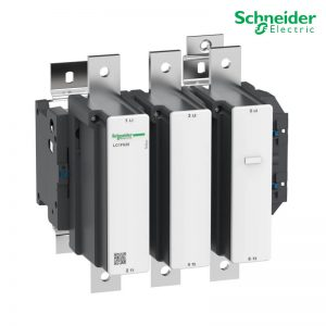 Schneider Magnetic Contactor LC1-F630 630A 3P 110/220/415V AC