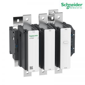 Schneider Magnetic Contactor LC1-F800 800A 3P 110-220-415V AC