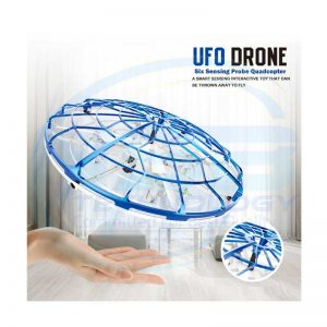 Fashion Deal Infrared Sensor Induction Hand Control Altitude Hold Quadcopter UFO BR10 Mini Dorne | Drone Price BD