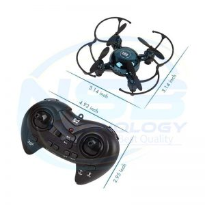 Quadcopter Mini Drone 033 Mini Drone Has Barometer and Headless 2.4Ghz Mode A Fun Foldable Drone Drone Price BD